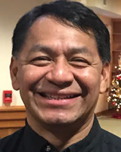 Luis Garcia, Dining Services Manager at Quail Park of Lynnwood in Lynnwood, Washington