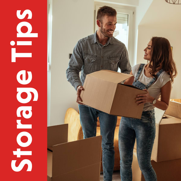 View storage tips provided by Stop-N-Go Storage Management