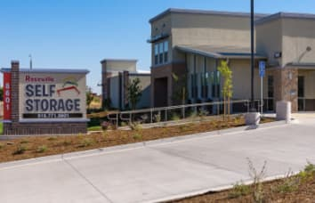 Visit our Rosaville Self Storage facility in Roseville, CA.