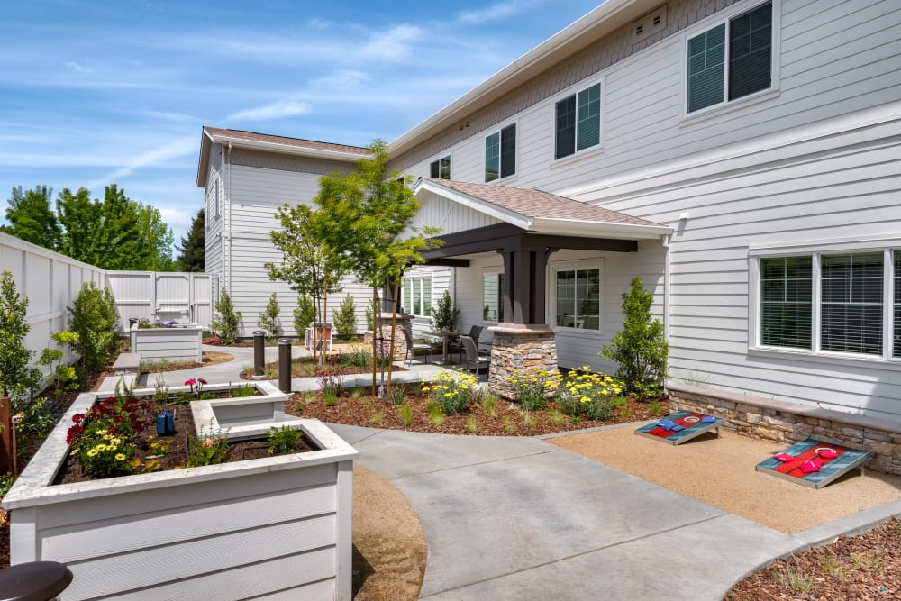 Clearbrook Courtyard