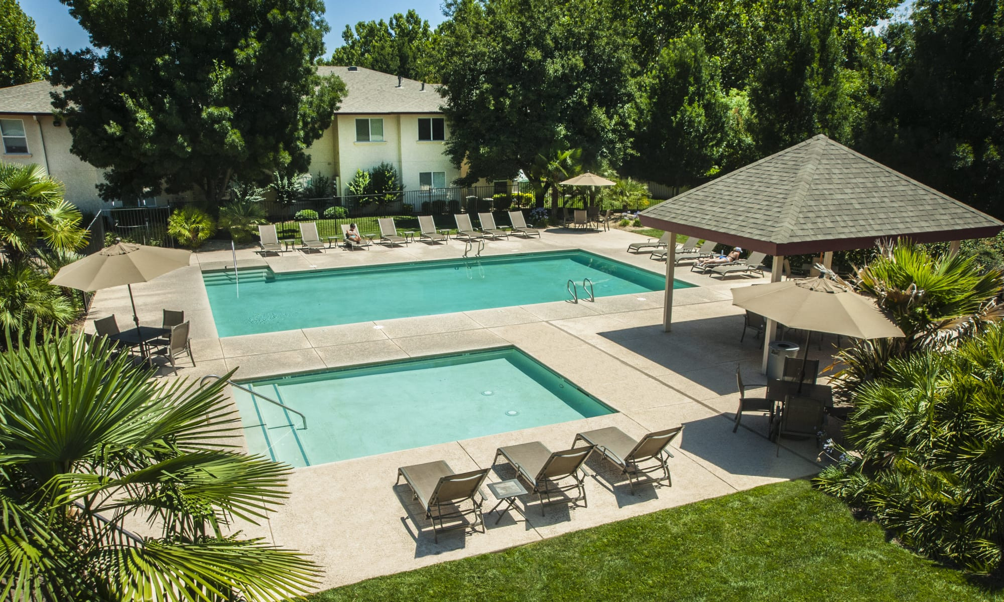 Mission Ranch Apartments in Chico, California