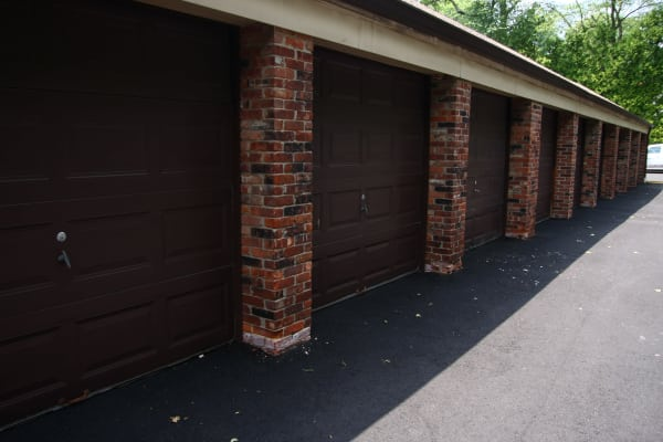 Garages available at Westfield Hamilton House