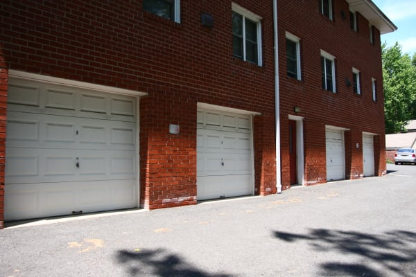 Garages available at Royal Court Apartments