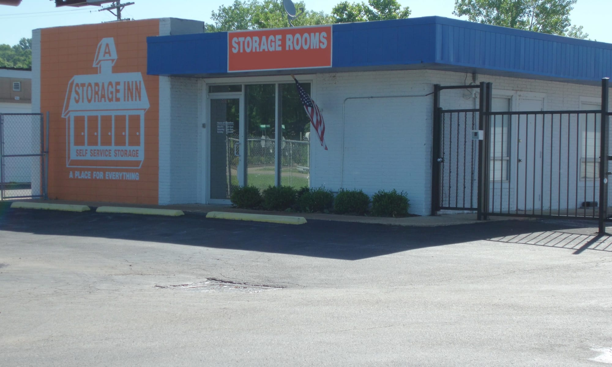 Storage units available at A Storage Inn - St. Louis Lemay Ferry in Saint Louis, MO