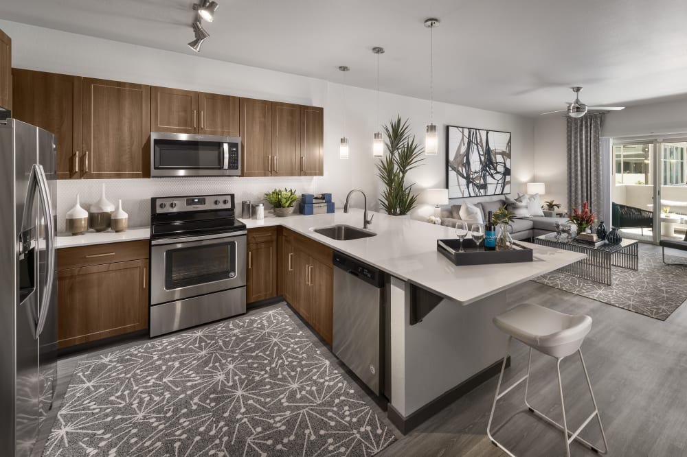 View the floor plans at Azul at Spectrum in Gilbert, Arizona