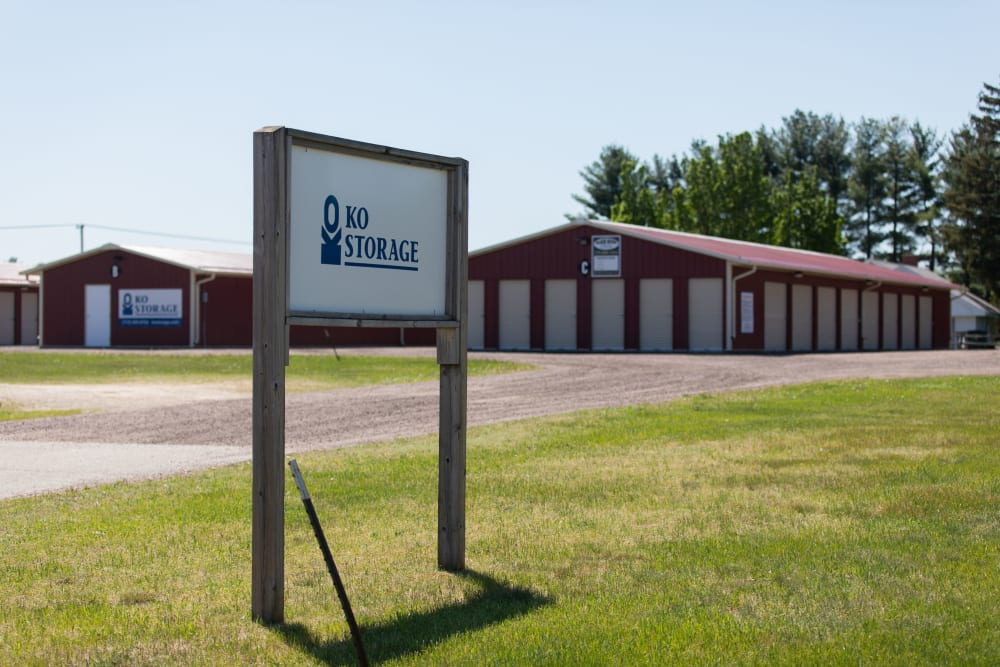 View our hours and directions at KO Storage of Black River Falls in Black River Falls, Wisconsin
