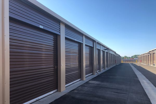 Self storage units for rent at Lockaway Storage in Loveland, Colorado