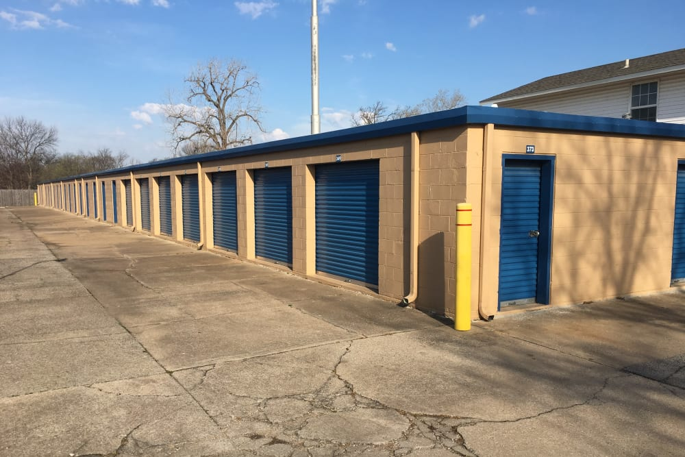 Self Storage Units South Peoria Tulsa Ok Storage Ok