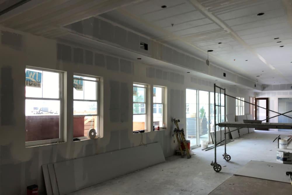 Construction of Interior