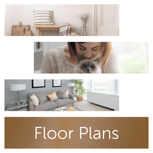 View our floor plans at Prairie Shores in Chicago Illinois