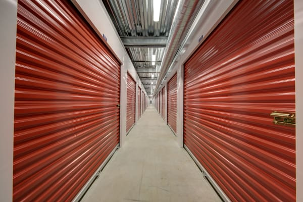 Internal storage units at Trojan Storage in Tigard, OR