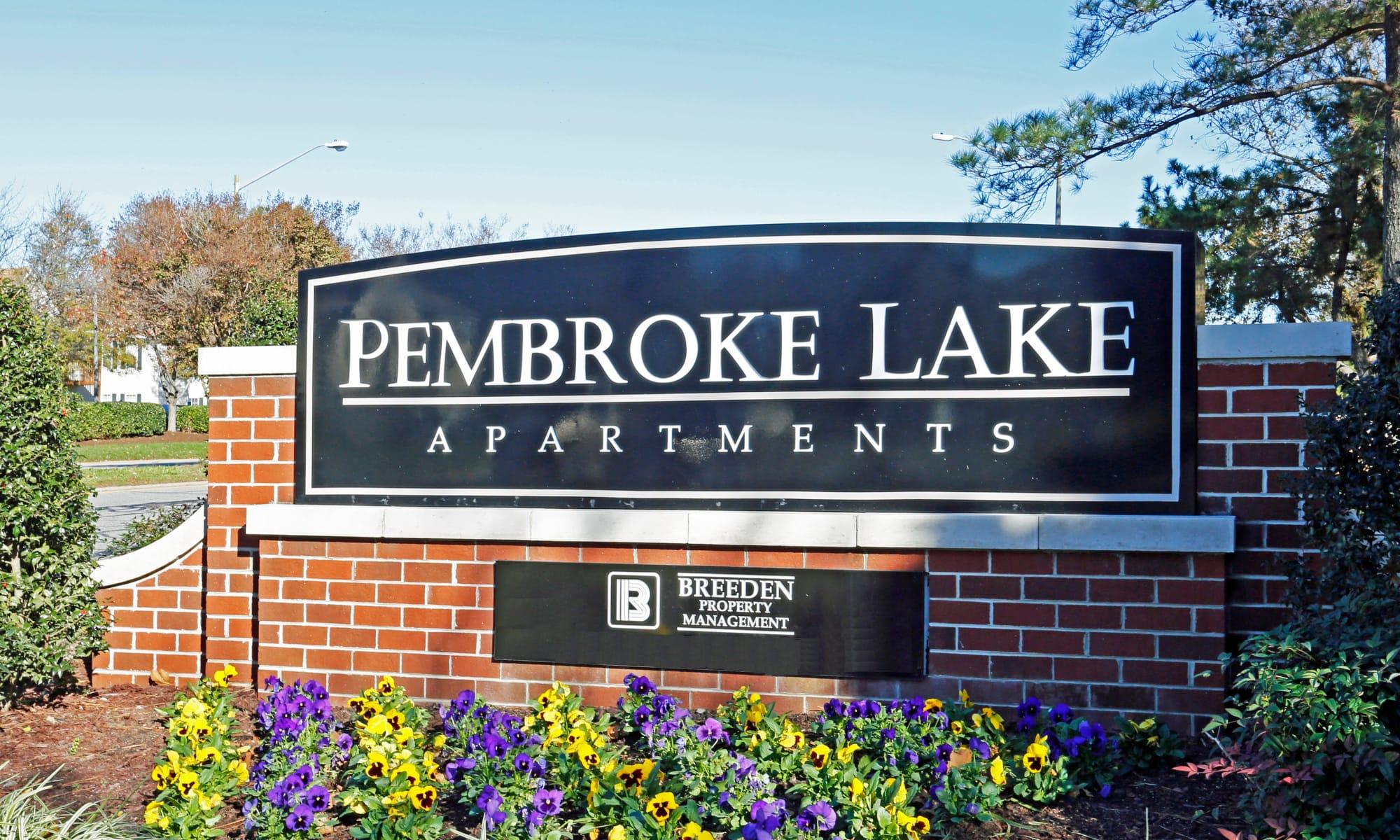 Pembroke Lake Apartments in Virginia Beach, Virginia