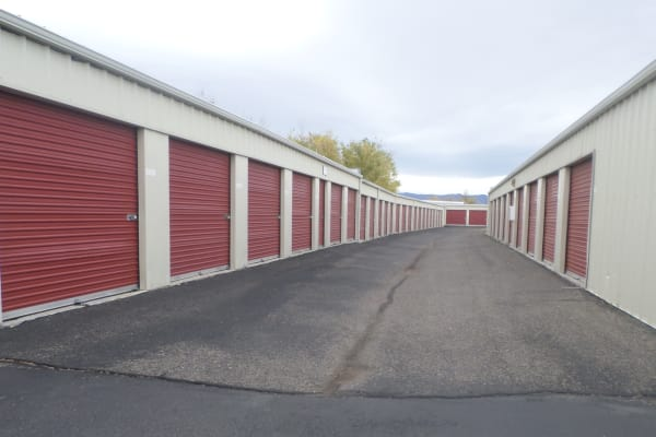 Self storage units for rent at Budget Mini Storage in Prescott Valley, AZ