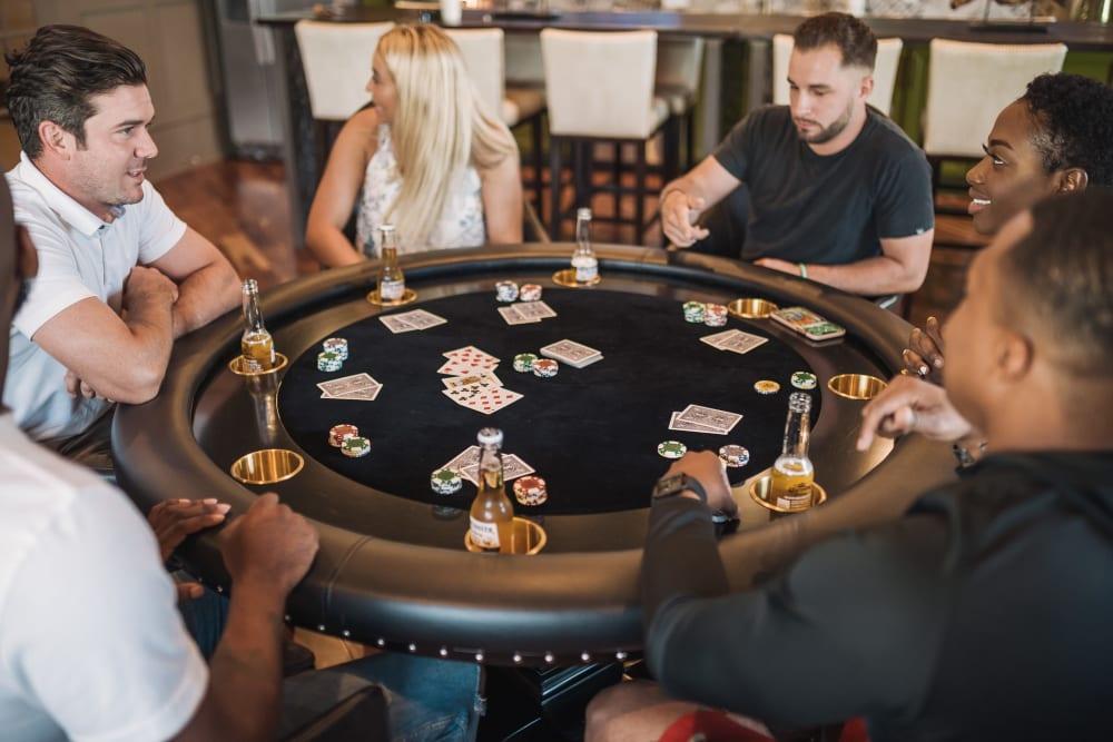 Enjoy Apartments with a Game Room at Springfield Apartments in Murfreesboro, TN