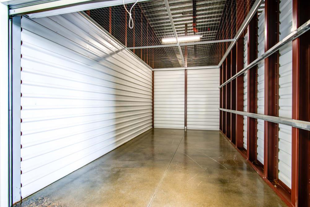 Indoor units at Metro Self Storage in Coon Rapids, Minnesota