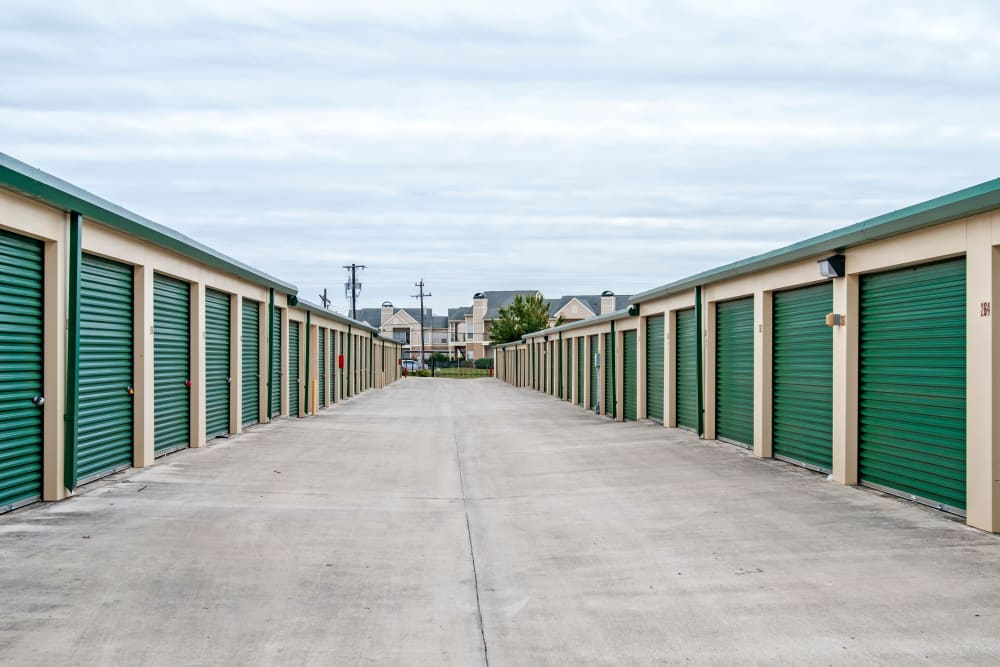 Lockaway Storage Culebra Exterior Units
