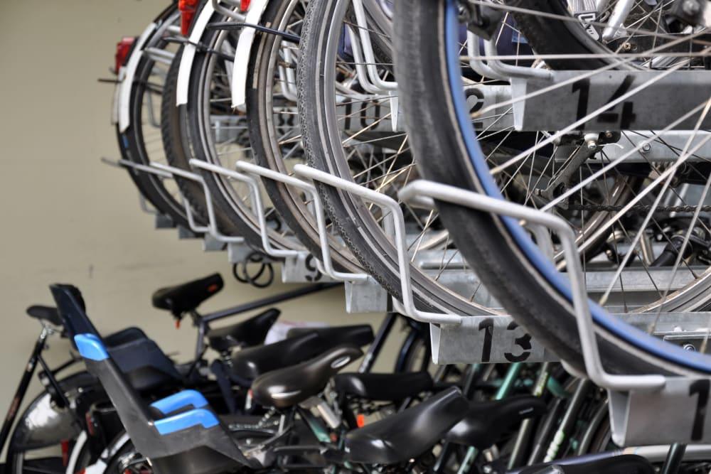 Bike storage in Washington, District of Columbia near Square 50 Apartments