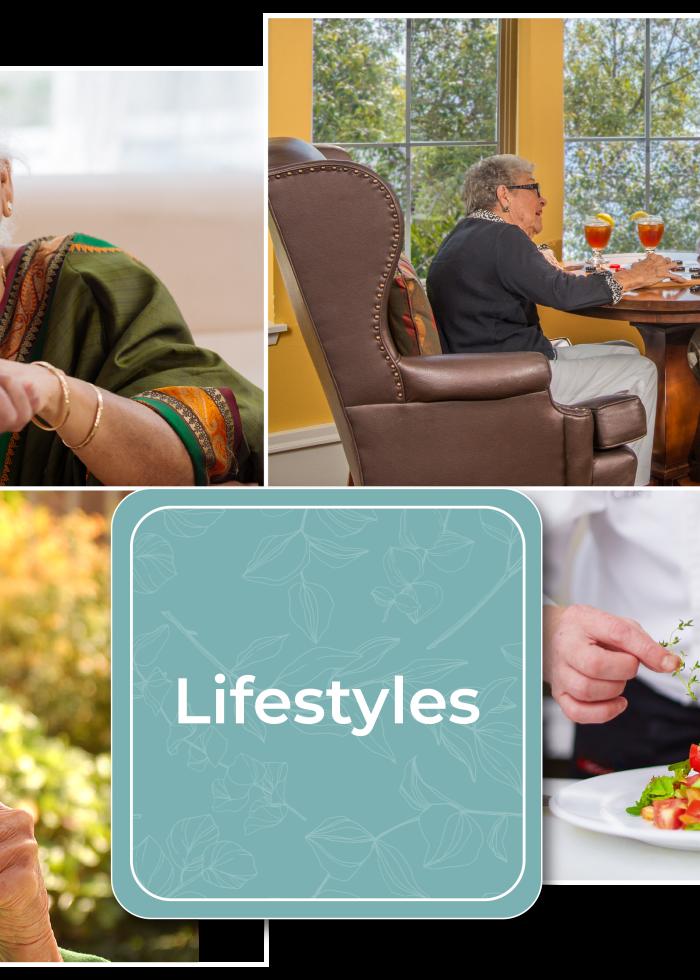 Learn more about the lifestyle at Carefield Pleasanton in Pleasanton, California.