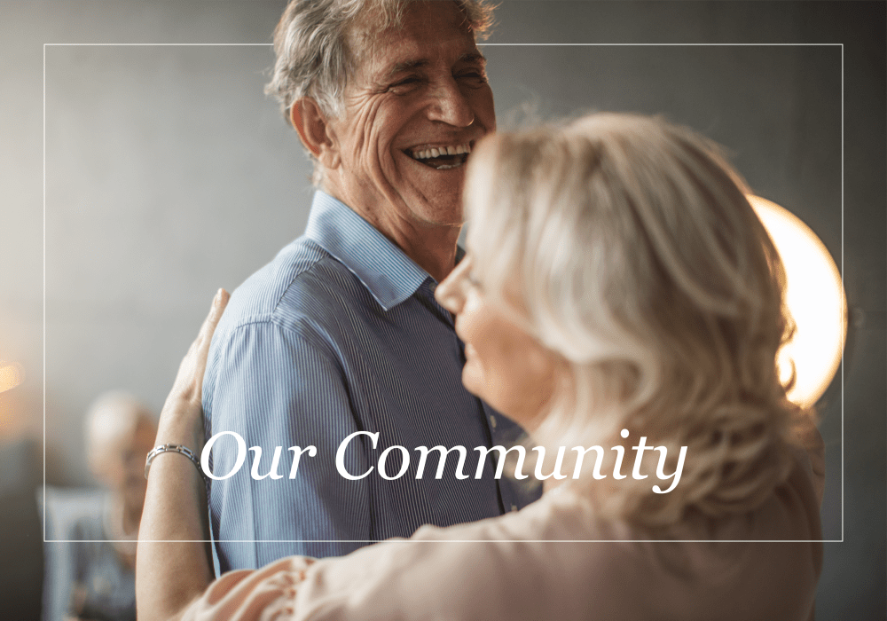 Our community at Pennington Gardens in Chandler, Arizona