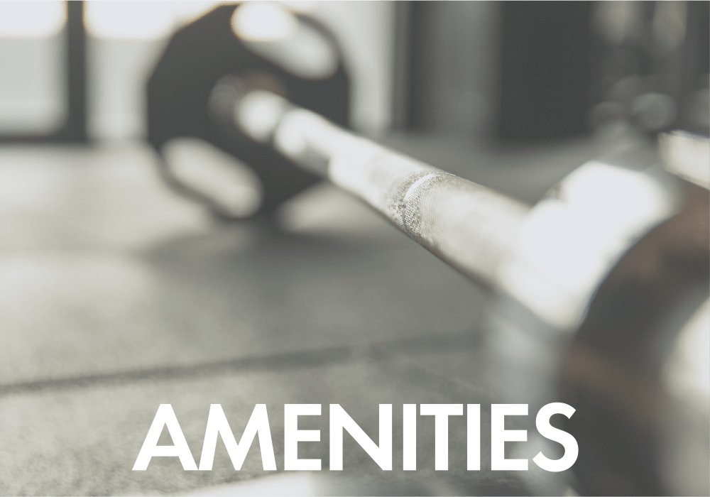 Amenities callout at Luxe @ Ocotillo in Chandler, Arizona