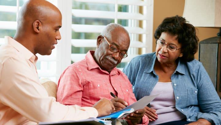 Dementia Planning for Seniors
