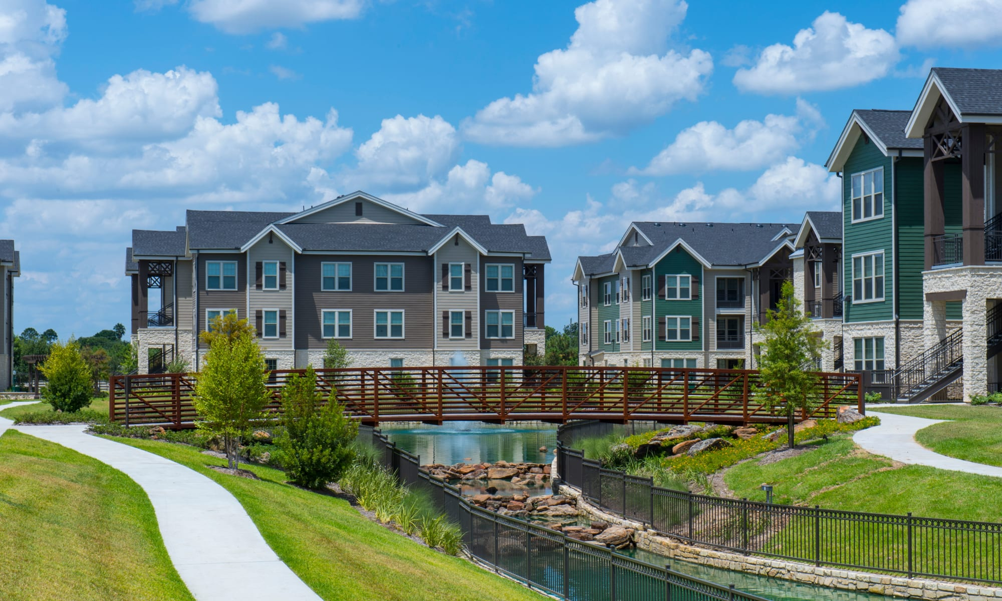 Apartments at Elite 99 West in Katy, Texas