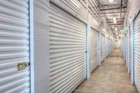 Brand new storage units at StorQuest Self Storage in Escondido, California
