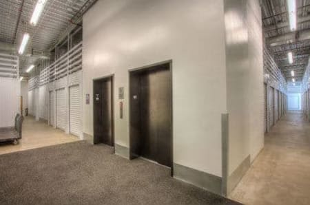 Service elevators StorQuest Self Storage in Escondido, California