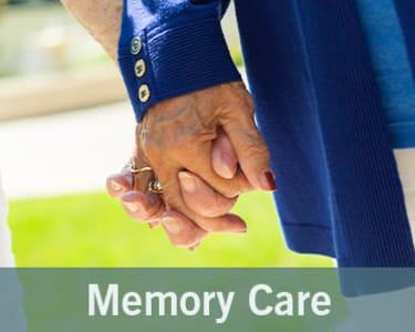 Memory Care options at Royal Palm Senior Living in Port Charlotte, Florida