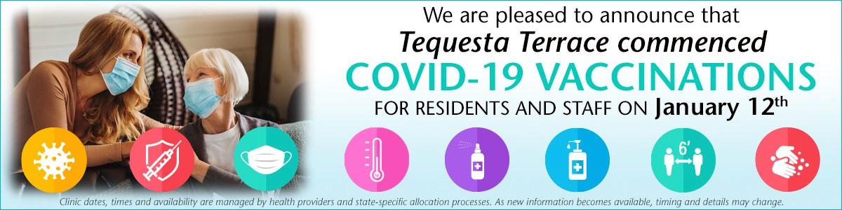 Tequesta Terrace COVID Vaccine Tequesta, FL