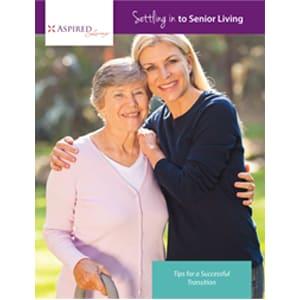 Read the Settling into senior living white paper at Aspired Living of La Grange in La Grange, Illinois.