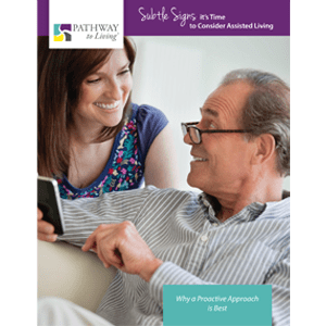 Proactive approach at Oak Hill Supportive Living Community