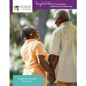 Choosing a memory care community