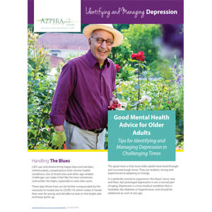 Identifying and Managing Depression at Azpira Place of Lake Zurich