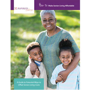 Read the How to make senior living affordable white paper at Azpira at Windermere in Windermere, Florida.