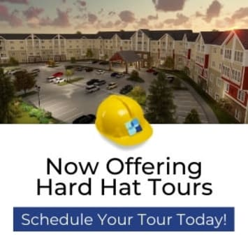Tours available at Harmony at Southridge