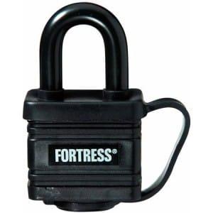 weatherproof lock