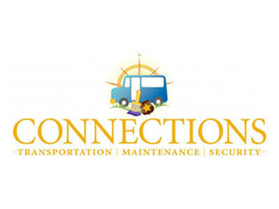Connections logo at Discovery Senior Living in Bonita Springs