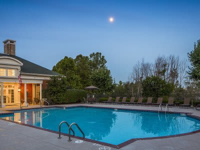 Refreshing swimming pool at The Preserve at Beckett Ridge in West Chester, Ohio