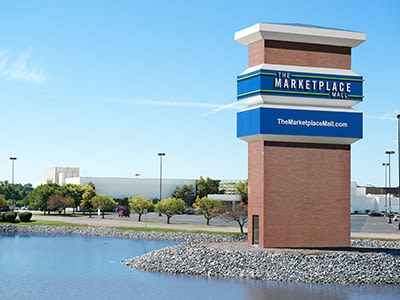 Local mall near Fairview at Town Center Apartment Homes in Rochester, New York