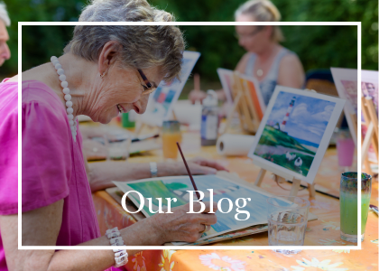 View the Living Care Lifestyles blog