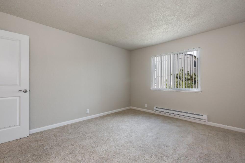 Bedroom at Ballena Village Apartment Homes in Alameda, California
