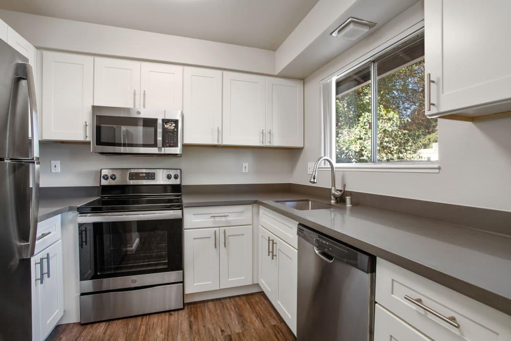 Enjoy a Beautiful Kitchen at Spring Lake Apartment Homes