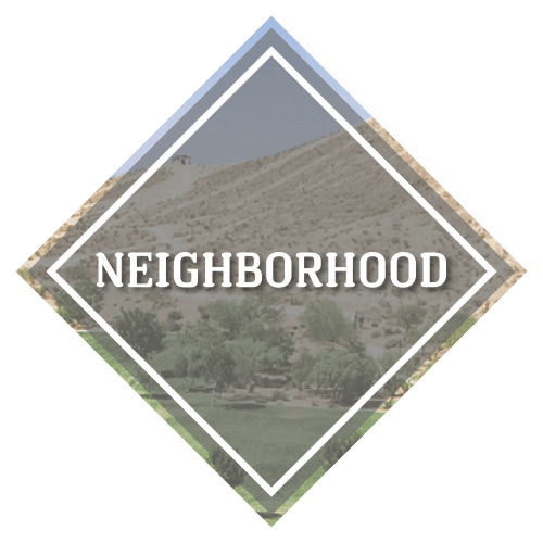 Neighborhood near Mountain Gate & Mountain Trails