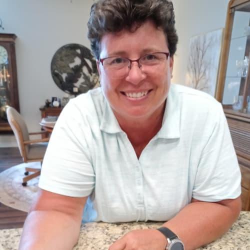 Kim Morgan, Experience Coordinator of Keystone Place at Legacy Ridge in Westminster, Colorado