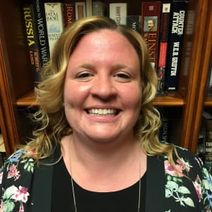 Erica Marsh, Resident Life Director at Traditions of Hershey in Palmyra, Pennsylvania