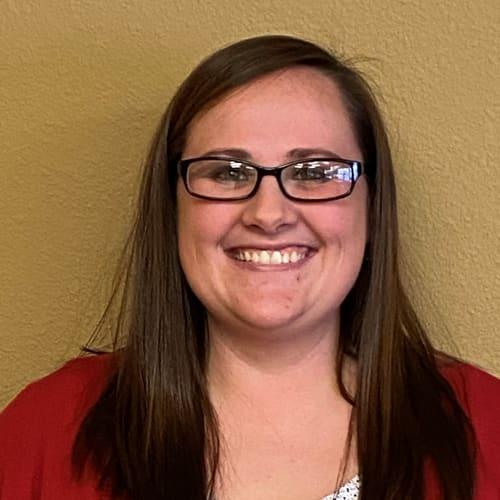 Tasha Schmidt, Community Enrichment Director of The Keystones of Cedar Rapids in Cedar Rapids, Iowa