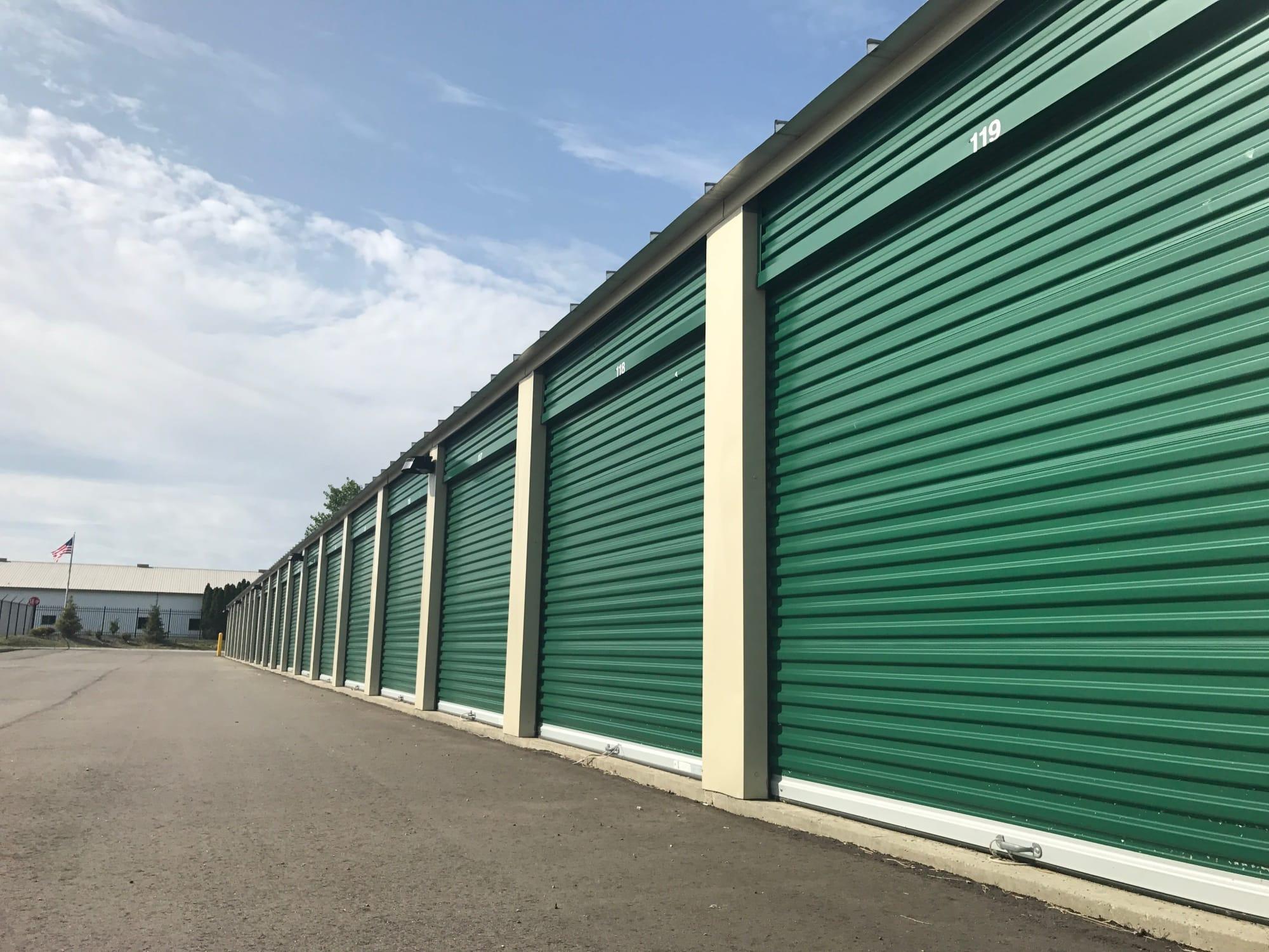 Self storage in Fenton MI