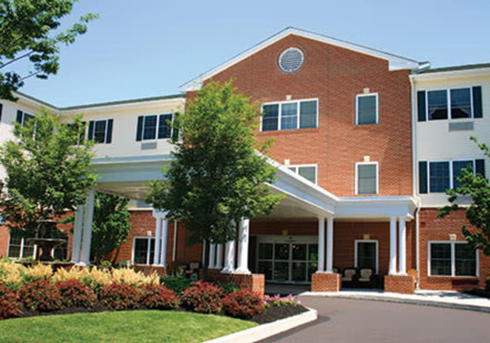 Our communities at Heritage Senior Living in Blue Bell, Pennsylvania