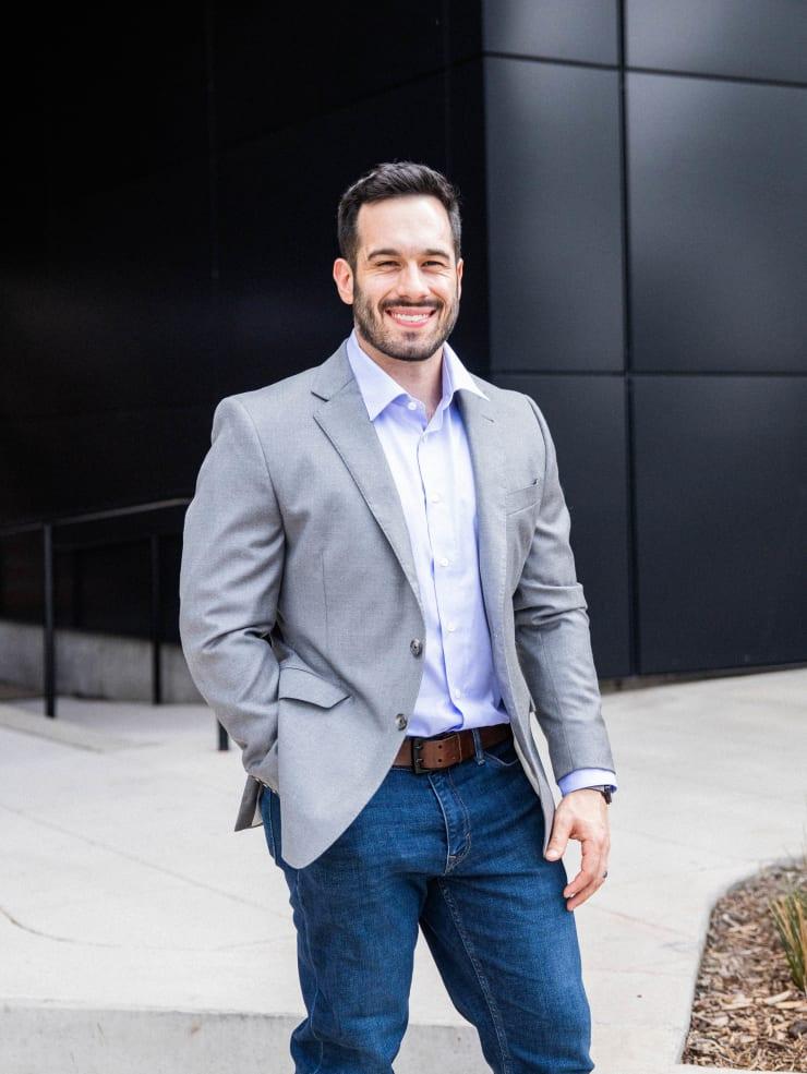 Jarrad Principe of Bellrock Real Estate Partners